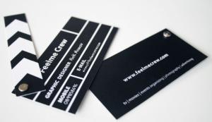 Film Maker Business Card